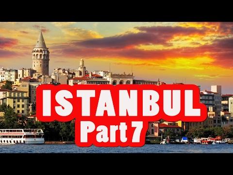 AMAZING ISTANBUL TRAVEL GUIDE VLOG #7