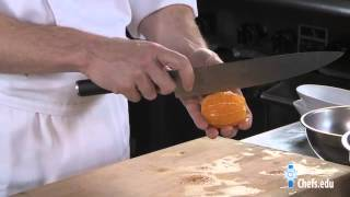 Supreme and Segment Oranges - Le Cordon Bleu