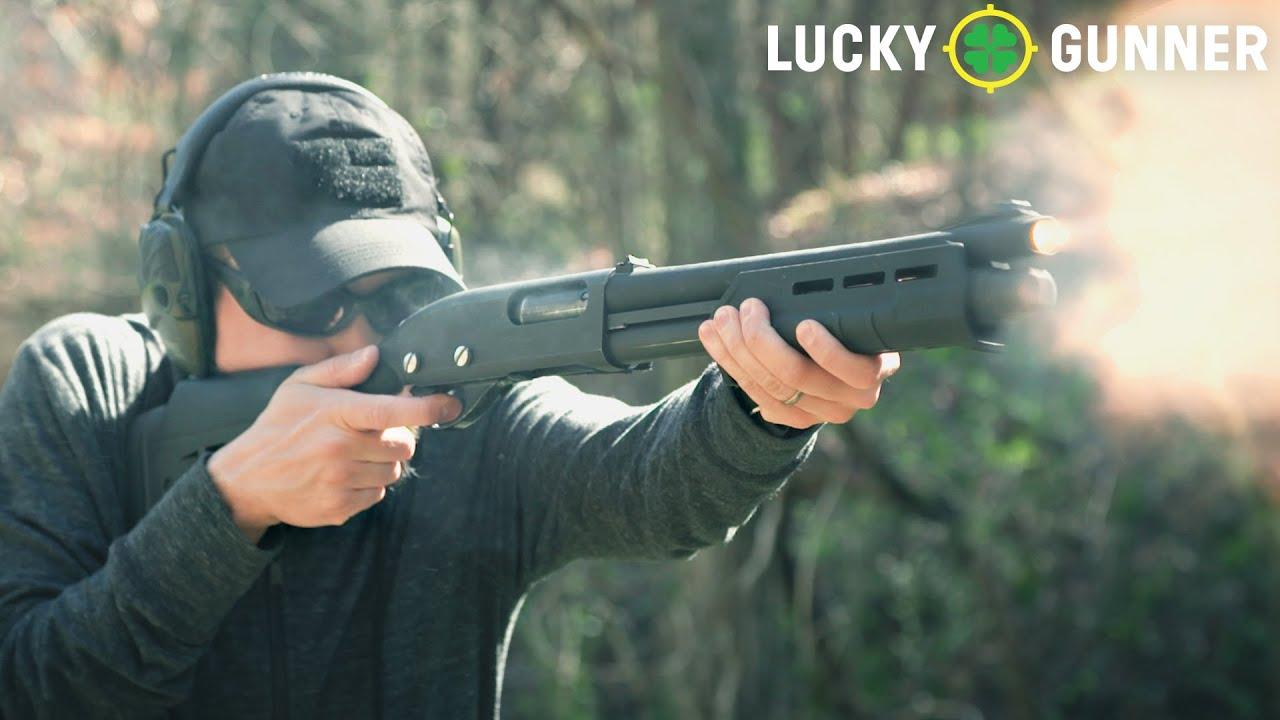 Managing Recoil From Your 12 Gauge Shotgun