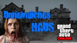Geheimer Grusel Ort - Laute Schreie, Verstörte Kindergesichter Im Geisterhaus - GTA 5 Online