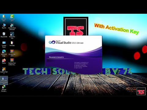 How To Download & Active Microsoft Visual Studio 2010 Ultimate | 10000% Working