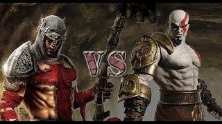 Kratos vs Dante Épicas Batallas de Rap del Frikismo(Remasterizado)