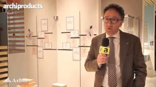ARBLU | Giuseppe Presotto - iSaloni 2014
