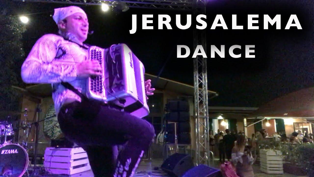 JERUSALEMA (dance) - concerto Fisarmonica Moderna - MIMMO MIRABELLI