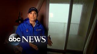 Hurricane Michael shows Ginger Zee something she has never seen