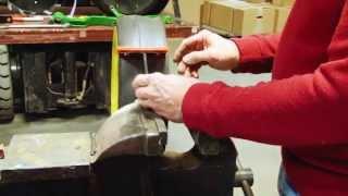 Gauge Wheel Scrapers: Mounting Instructions