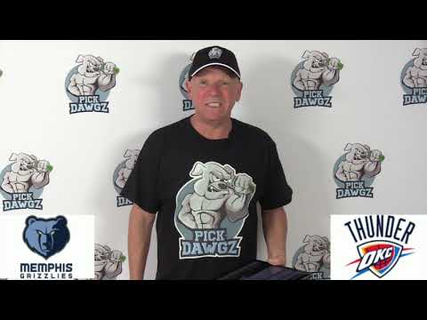Oklahoma City Thunder vs Memphis Grizzlies 12/26/19 Free NBA Pick and Prediction NBA Betting Tips