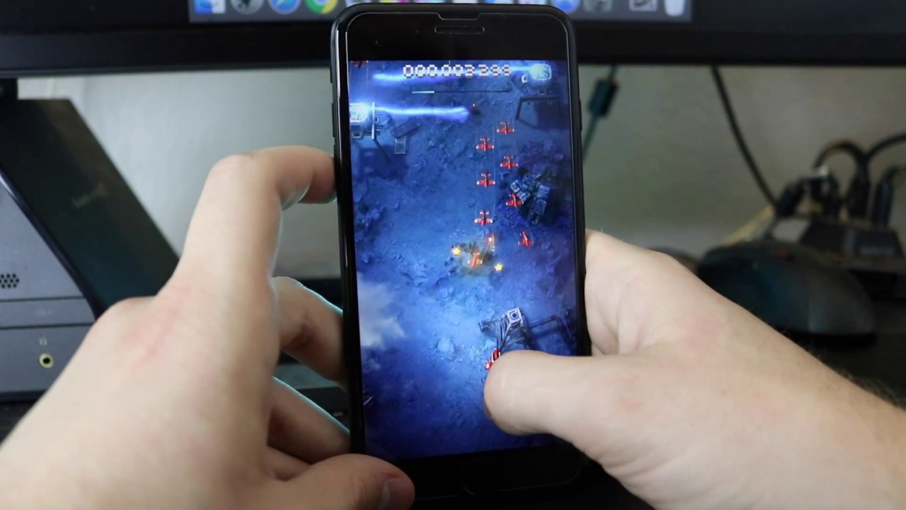 Top 5 Best Free Iphone 7 Games 2016 Youtube