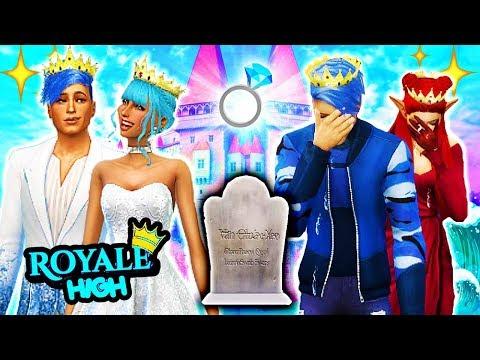 The Royal Wedding Prep Bittersweet Birthdays The Sims 4