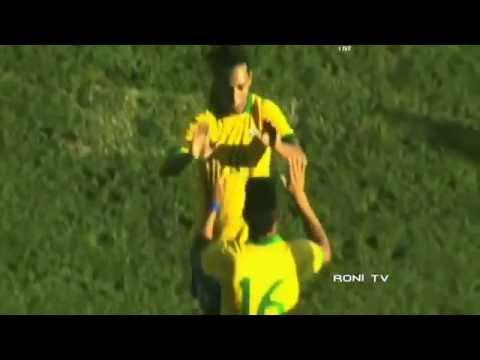 Ronaldinho last match with brazil