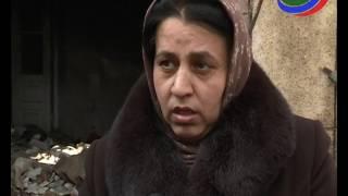 Семья Гелаловых осталась без крова из-за взрыва на АЗС