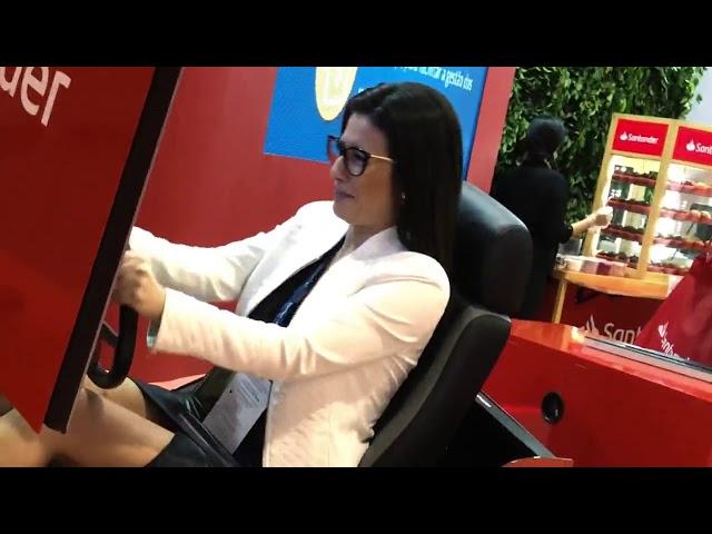Simulador Flex MOTION Santander