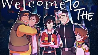 Welcome to the Show || Voltron: Legendary Defender {AMV}