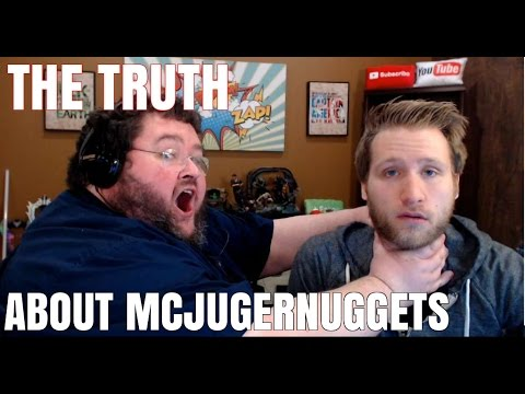 MCJUGGERNUGGETS EXPOSED! TRUTH ABOUT MCJUGGERNUGGETS!!