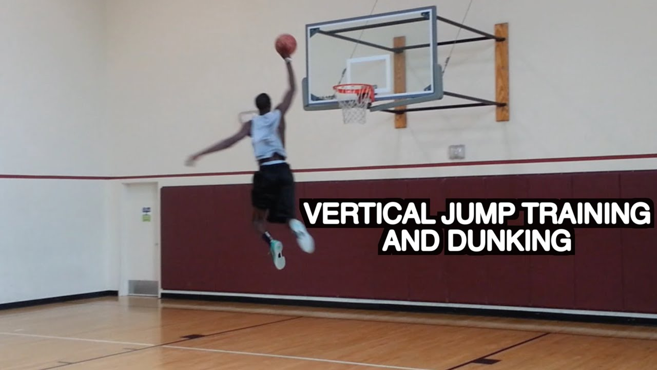 Vertical Jump Workout With Dunks How To Higher