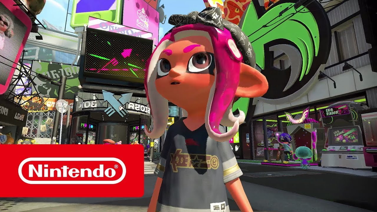 Splatoon 2: Octo Expansion - Bande-annonce de lancement (Nintendo Switch)
