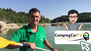 JT en Camping-Car N°60 - Un Beauregard sur le Jura
