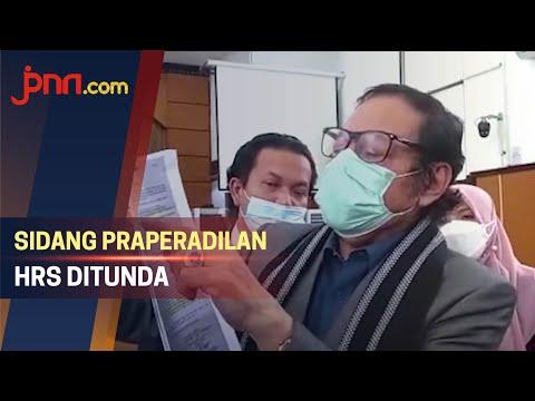 Permintaan Kubu Habib Rizieq Usai Sidang Praperadilan Ditunda