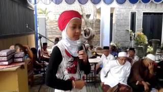 aksi dai junior indosiar ustadzah mariya ulfah dari malang 2014