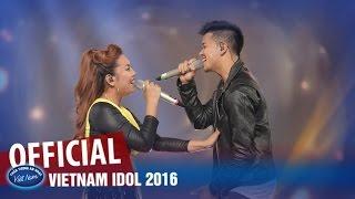 VIETNAM IDOL 2016 - GALA 8 - COULD I HAVE THIS KISS FOREVER - JANICE PHƯƠNG FT TRỌNG HIẾU