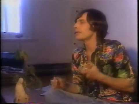 Jean Leloup en entrevue à ses débuts