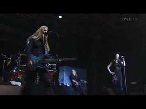 Nightwish in Beijing (Finnish language)