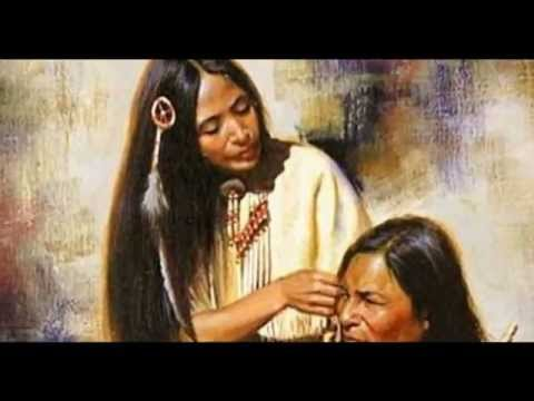 Tribute of Native Americans - Honneur aux Amerindiens