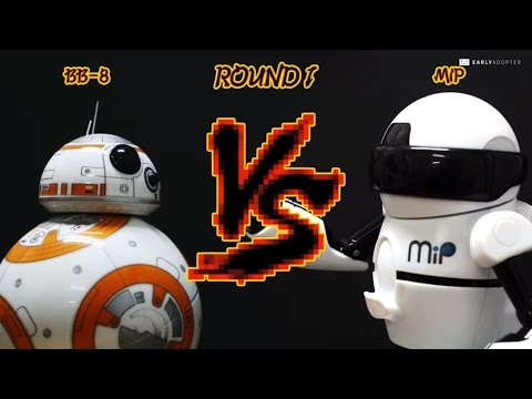 [EarlyAdopter] BB-8 vs