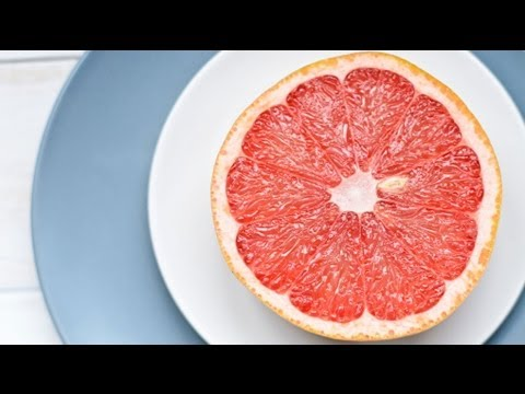 The Best Way to Cut a Grapefruit