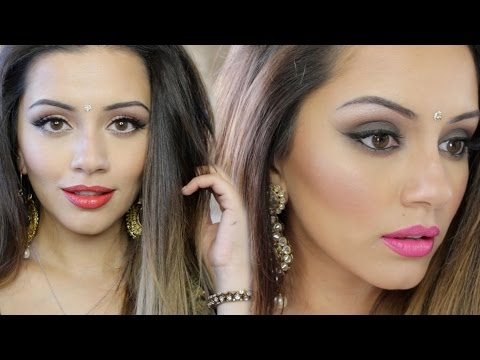 Indian Wedding & Reception Day to Night Get Ready With Me | Kaushal Beauty