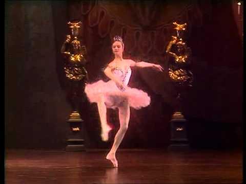 Yulia Makhalina - Variação de Paquita
