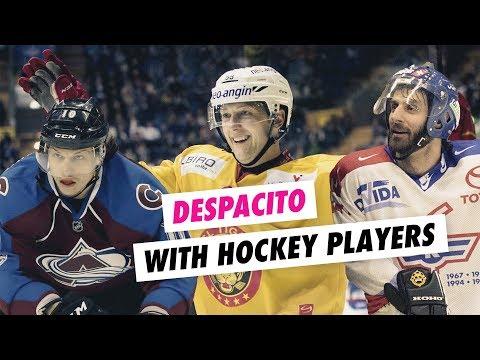Despacito With Hockey Players - Despacito mit Eishockey-Spieler