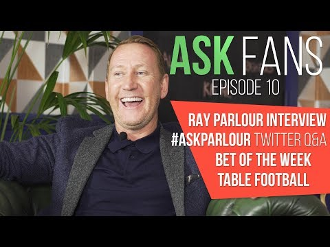 AskFans Episode 10 | Ray Parlour