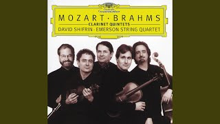 Brahms: Clarinet Quintet in B minor, Op.115 - 4. Con moto