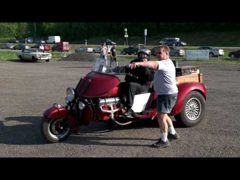 Classic Cars Lissma Park 160531 UHD 4K