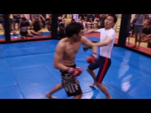 "War in the Cage 5 [Fight 13]: ""ณัฐสิทธิ vs วาทารุ เซละกะ"" Featherweight (-145lb)"