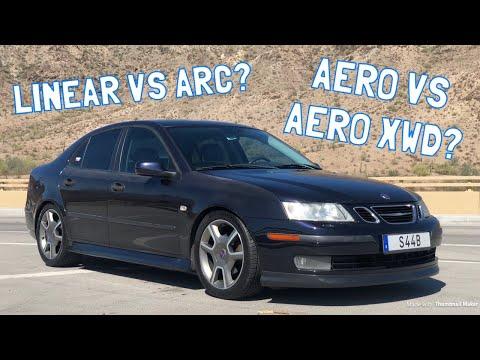 Saab 9-3 Trim Levels Explained