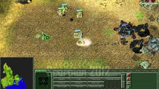 Earth 2150: Lost Souls - Gameplay Sample