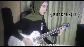 BURGERKILL ft. FADLY - Tiga Titik Hitam   Guitar cover by Mel