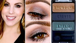 fall wet n wild plaid to the bone wearable bronze makeup tutorial giveaway closed