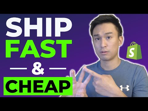 How To Find Dropshipping Suppliers In 2020 (GET FASTER & CHEAPER SHIPPING!!)