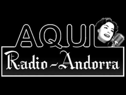 AQUI RADIO ANDORRA - Indicatiu emissions