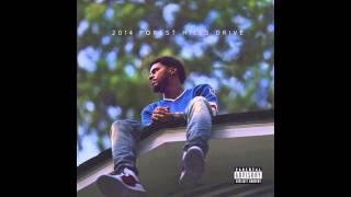 J Cole - G.O.M.D. (Instrumental w/ Hook) (2014 Forest Hills Drive)