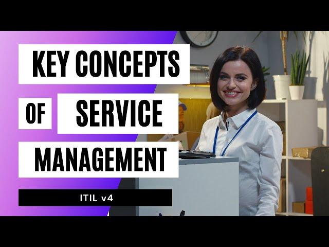 KEY CONCEPTS OF SERVICE MANAGEMENT / ITIL v4 FOUNDATION / Service Management / Value / Risks & Costs