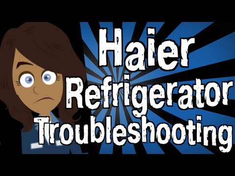 hqdefault haier refrigerator troubleshooting youtube  at eliteediting.co