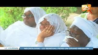NÉCROLOGIE : LE SÉNÉGAL PERD UN GRAND MÉDECIN
