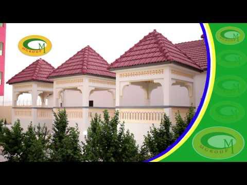 Shirkadda Dhismaha ee Mubarak Group  -  Hotel Grand Garowe