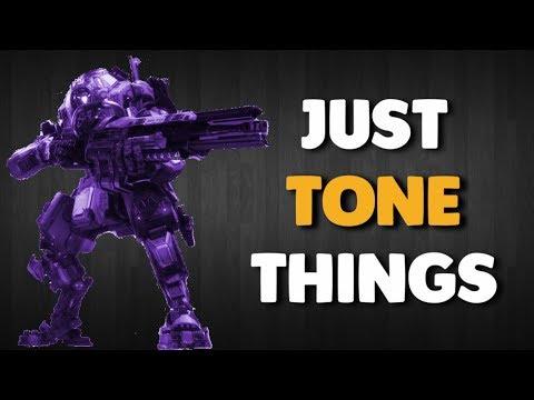 Titanfall 2 - JUST TONE THINGS | I'm not a Tone main, I swear