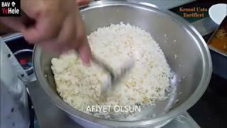 Tam Kıvamında Lokanta Usulü Arpa Şehriyeli Pirinç Pilavı Nasıl Yapılır, Tarifi