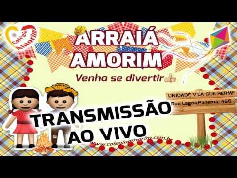 FESTA JUNINA - COLÉGIO AMORIM - UNIDADE VILA GUILHERME